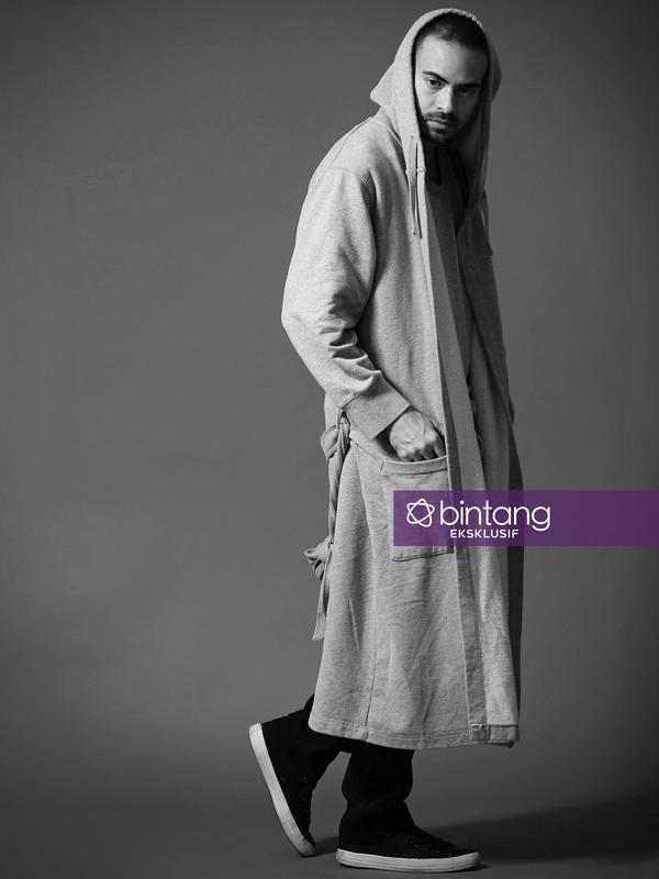 Eksklusif Ashraf Sinclair (Foto: Bambang E Ros, DI: Muhammad Nurfajri/Bintang.com)