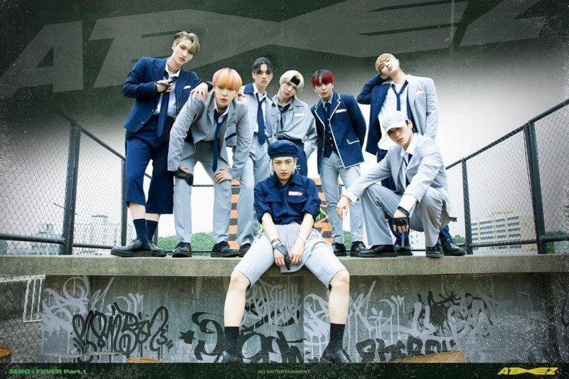 ATEEZ bakal gelar konser rayakan dua tahun debut