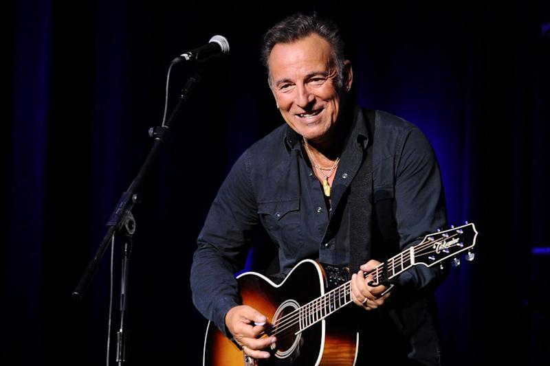 Springsteen campaigned against Trump (Getty Images)