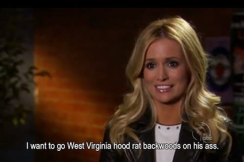 "Emily Maynard, ""The Bachelorette"""