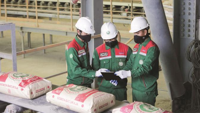 Semen Baturaja Terapkan The New Normal Dalam Penjualan Produknya