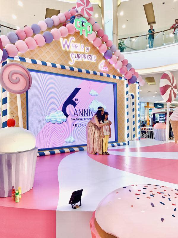 Grand Galaxy Park (GGP) Mall Bekasi. (Foto: dokumentasi GGP)