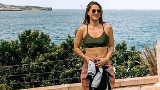 Ya Ampun, Pose Menantang Bidadari Bulutangkis Australia Bikin Heboh