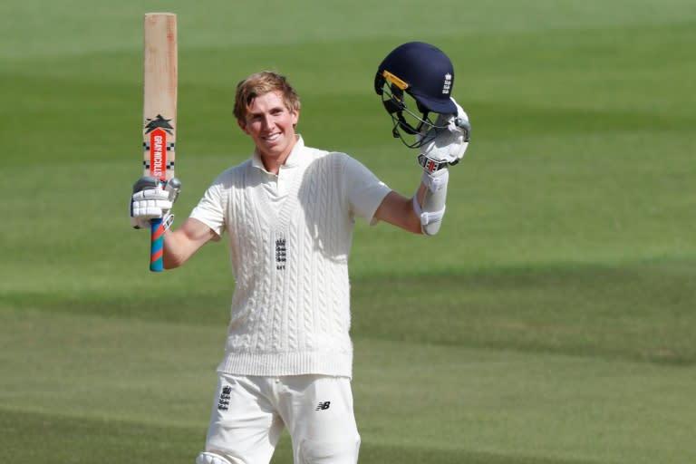 England's Crawley turns maiden Test ton into double century against Pakistan