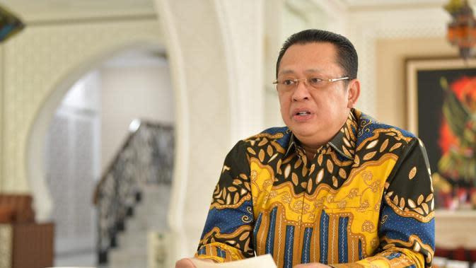 Ketua MPR Bamsoet Minta Kemendikbud Data Ulang Penerima Kuota Internet Gratis