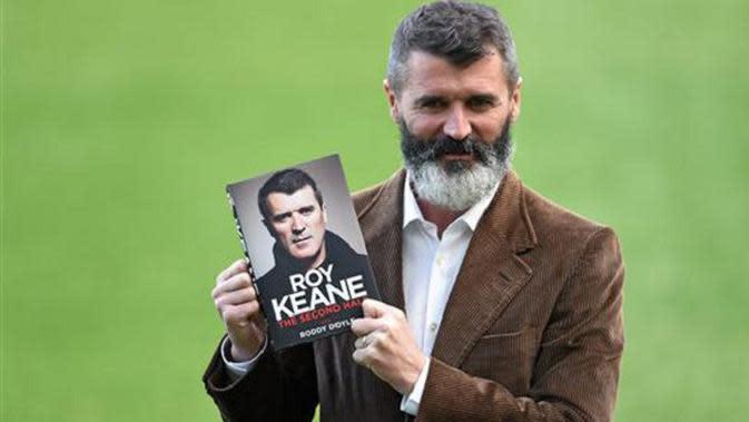 Roy Keane. (Doc)