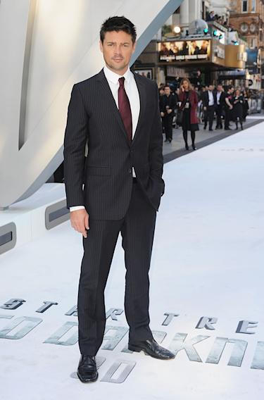 Star Trek Into Darkness - UK Film Premiere