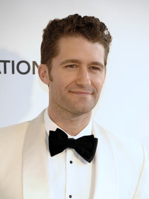 "FILE - This Feb. 24, 2013 file photo shows actor-singer Matthew Morrison at the 2013 Elton John Oscar Party in West Hollywood, Calif. Morrison's sophomore album, ""Where It All Began,"" is due out June 4 on Adam Levine's 222 Records. (Dan Steinberg/Invision/AP, file)"