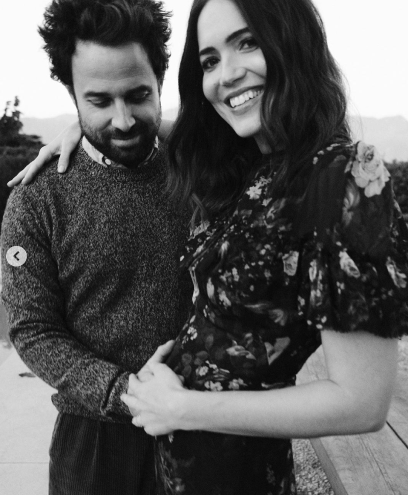 Photo credit: Mandy Moore - Instagram