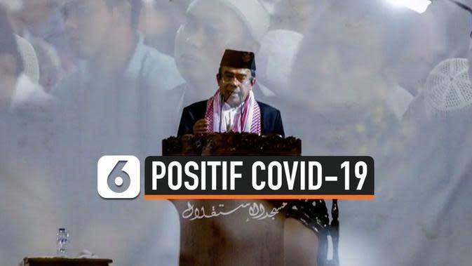 VIDEO TOP 3: Menteri Agama Fahrul Razi Positif Covid-19