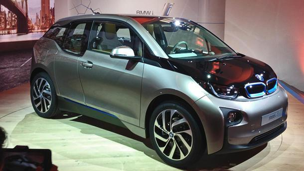 2014 BMW i3 electric car attempts a revolution from within