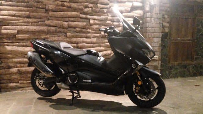 Sudah Tahu Belum, Ada Sepeda Motor Matik Seharga Rp319 Juta di RI?