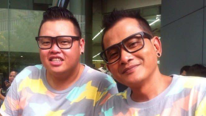 Farid dan Reza Bukan