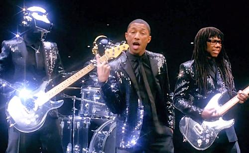 """Pharrell Williams on Daft Punk Collaboration: """"It's From a Different Dimension"""""""