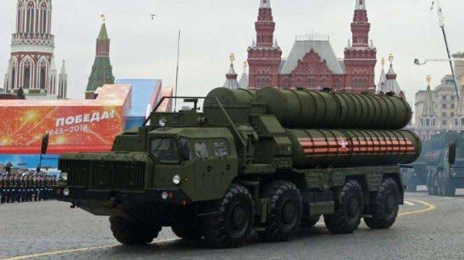 VIVA Militer: Sistem pertahanan udara S-400 Angkatan Bersenjata Federasi Rusia