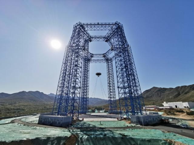 中国测试将在2020年发送至火星的设备