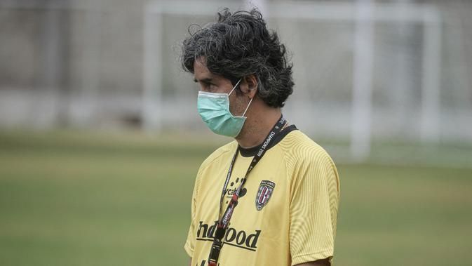 Pelatih Bali United Stefano Cugurra 'Teco'. (Dok Bali United)
