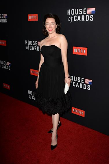 "Special Screening Of Netflix's ""House Of Cards"" Season 2 - Arrivals"