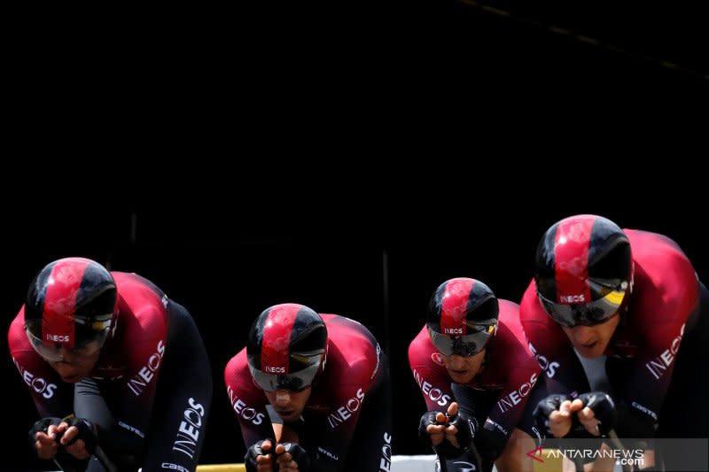 Balap sepeda vakum hingga Juni, Tour de France masih sesuai jadwal