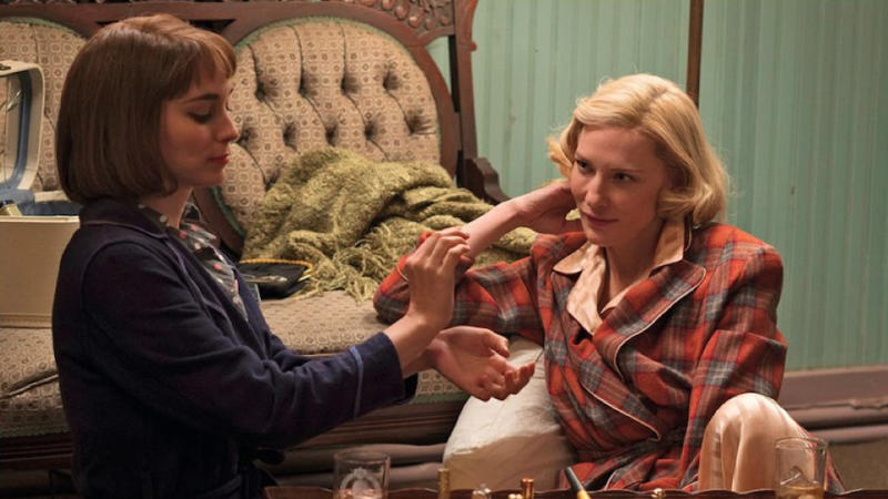 Carol is one of the best movies on Amazon Prime