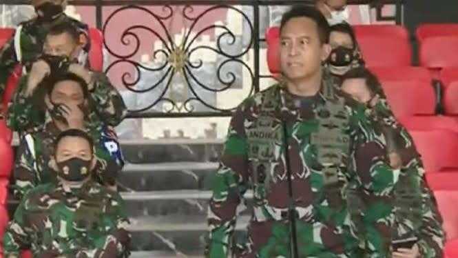Sudah 12 Prajurit Penyerangan Ciracas Dijebloskan TNI ke Tahanan