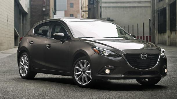 2014 Mazda3, grand deft auto: Motoramic Drives
