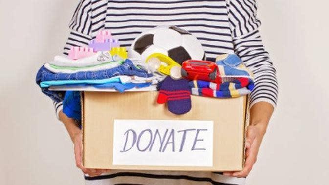 Kolaborasi Bantuan untuk Warga Abangan Jatim