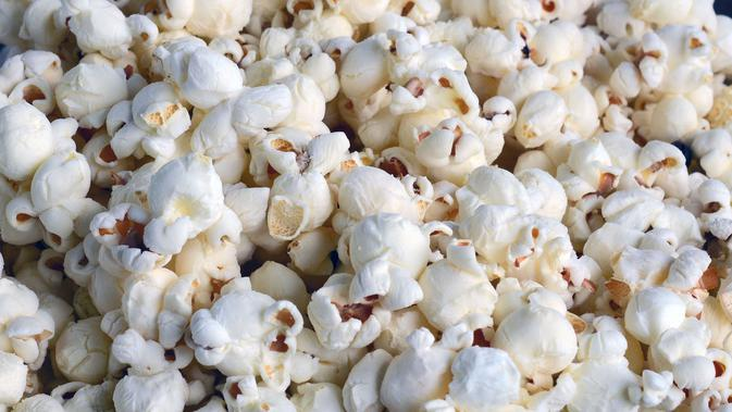 Ilustrasi popcorn (dok. Pixabay.com/annca/Putu Elmira)
