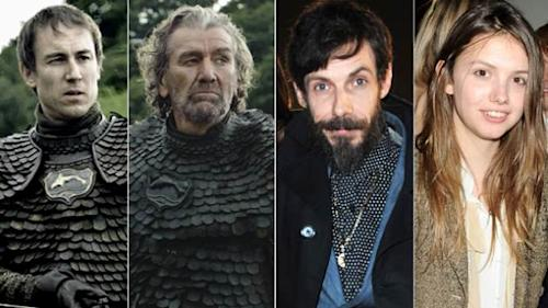 AccessHollywood.com's guide to Episode 303's new -- and returning -- characters -- Edmure, Brynden, Locke and Gilly -- Getty Images