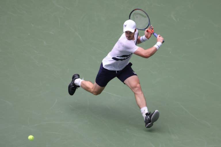 'Hip hip hooray': Murray wins five-set US Open thriller