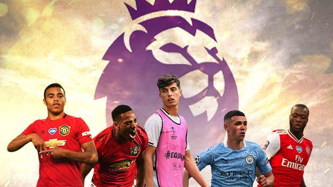 Jadwal Pertandingan Liga Inggris Selasa, 22 September 2020 Dini Hari