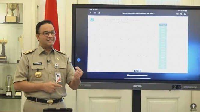3 Tahun Jadi Gubernur DKI, Anies Baswedan Mulai Dikritik PKS