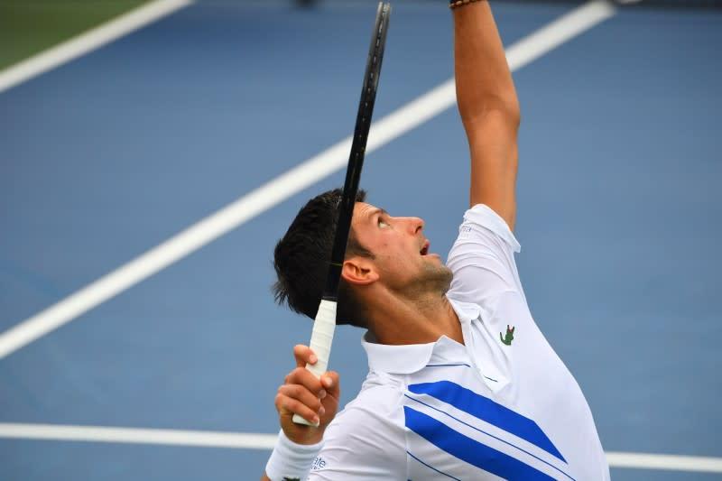 Djokovic primed to extend unbeaten 2020 streak in New York