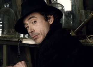 Robert Downey Jr. Sure Loves His Tentpoles: Iron Man, Sherlock Holmes, and Now Perry Mason