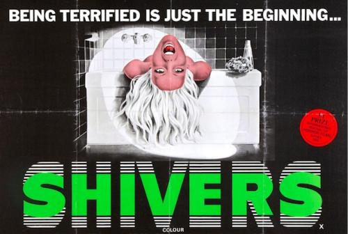 Remake of David Cronenberg's First Feature, 'Shivers,' Under Way