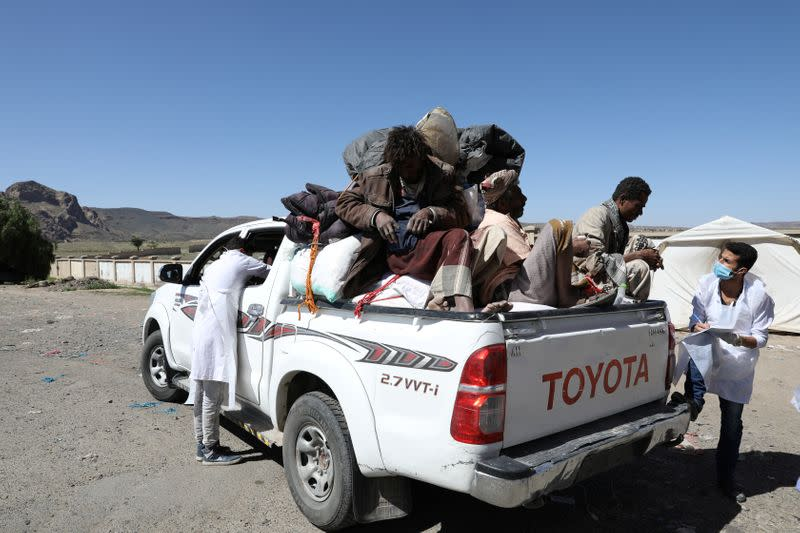 WHO suspends staff activity in Yemen's Houthi-held areas, operations continue