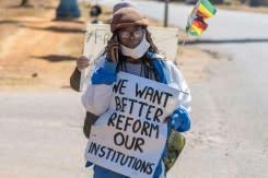 Penulis terkemuka Zimbabwe,Tsitsi Dangarembga, dibebaskan