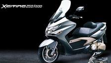 2009 Kymco Xciting 250