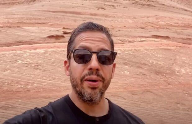 David Blaine 'Ascension' Balloon Flight Delayed, Relocated to Arizona From NYC Due to Weather (Video)