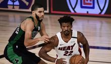 NBA》巴特勒攻阿德巴約防 熱火延長賽勝綠衫軍拔頭香
