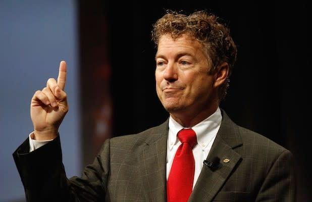Senator Rand Paul Tests Positive for the Coronavirus