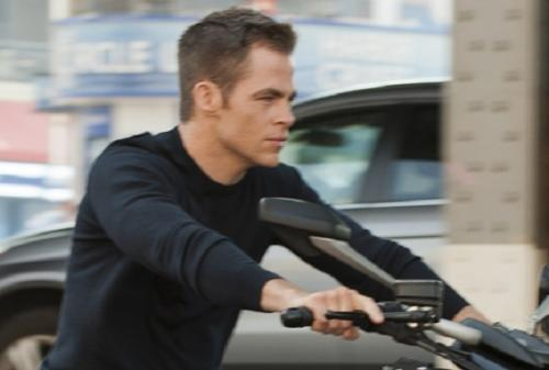 Paramount Pushes Chris Pine's 'Jack Ryan' to January, 2014