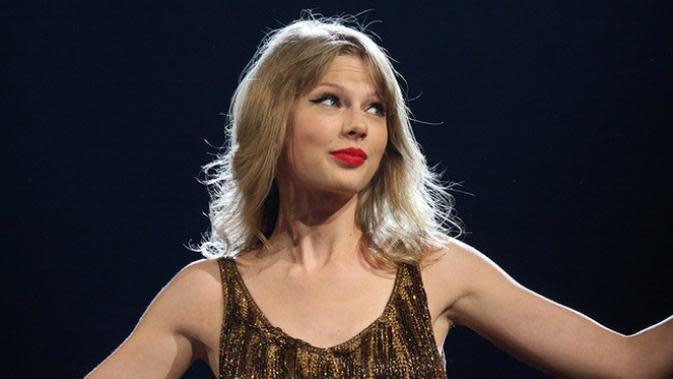 Taylor Swift. (Sumber Flickr/Eva Rinaldi)
