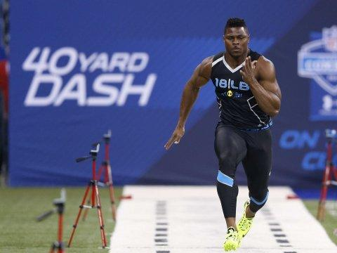 Unknown Linebacker Is Now Projected To Be The Top Pick Of The NFL Draft