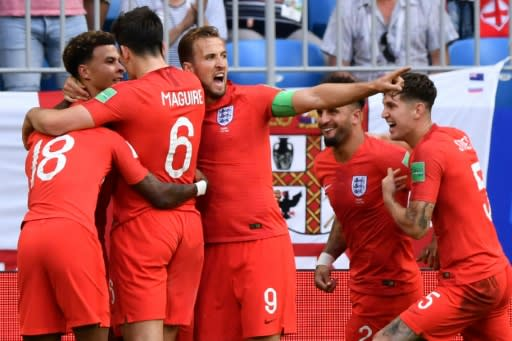 England beat Sweden 2-0 to reach the World Cup semi-finals for the first time since 1990