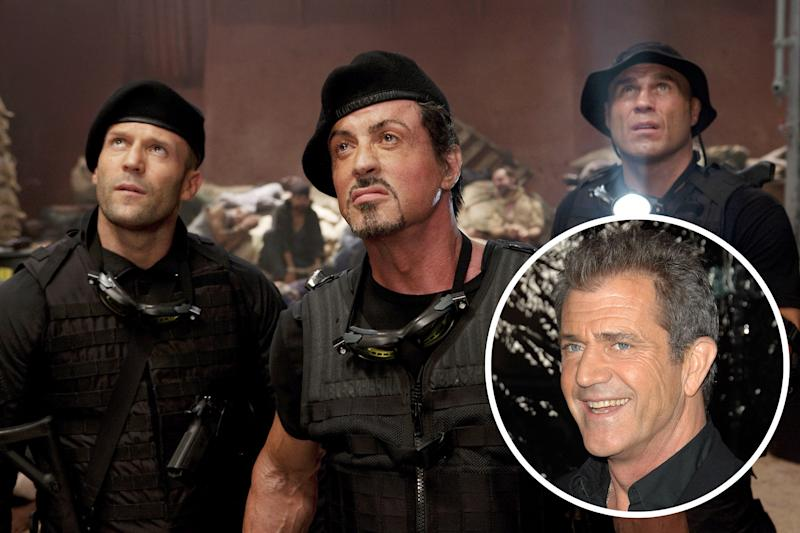 Mel Gibson Revealed as Expendables Co-Founder as 'The Expendables 3′ Begins Production