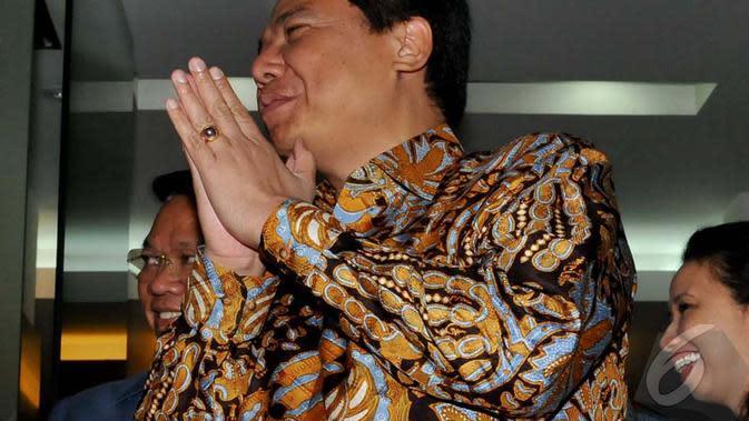 CT berharap Jokowi melanjutkan proyek Masterplan Percepatan dan Perluasan Pembangunan Ekonomi Indonesia (MP3EI), Jakarta (10/9/2014) (Liputan6.com/Johan Tallo)