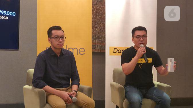 Realme Beberkan Strategi Masuk Top 4 Vendor Smartphone Indonesia dalam Setahun