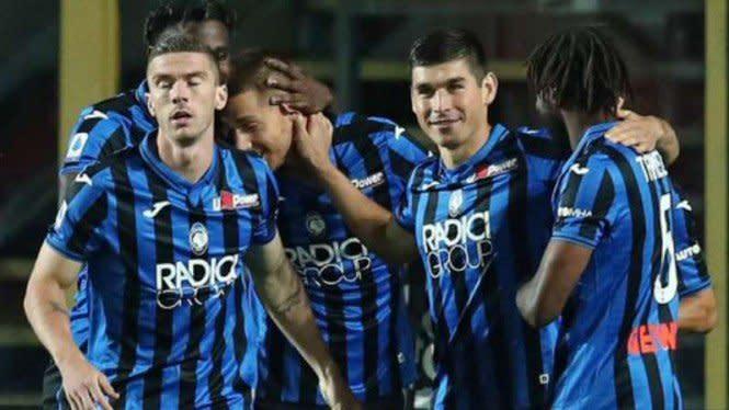 Barisan Pemain Mewah PSG Tak Membuat Atalanta Gentar