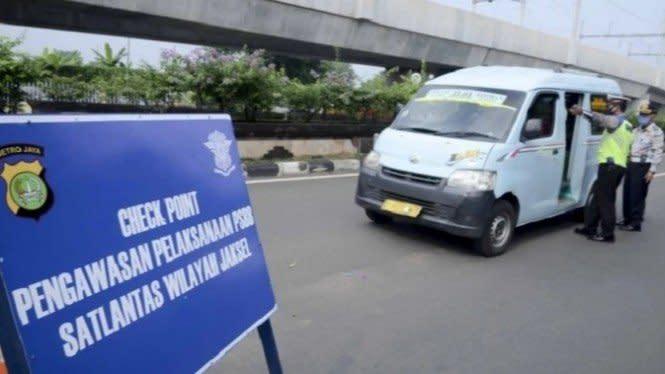 Golkar DKI Tidak Setuju PSBB Total Anies Baswedan